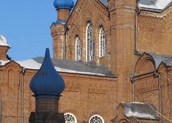 29 сентября. Экскурсия по православным местам города Бийска.