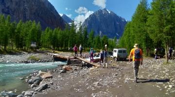 Сказки Алтайских гор