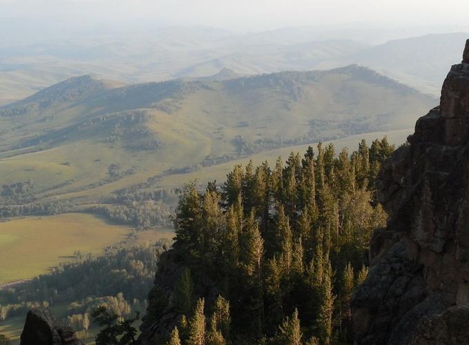 21 октября. Восхождение на гору Бабырган