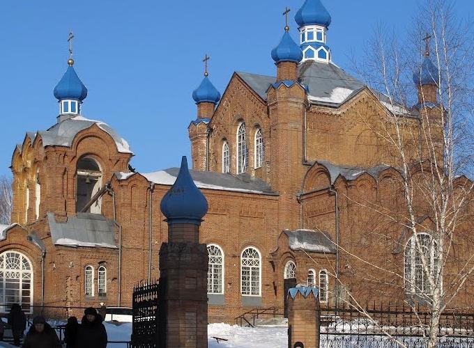 7 апреля. Экскурсия по православным местам города Бийска.